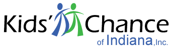 Kids' Chance of Indiana Retina Logo